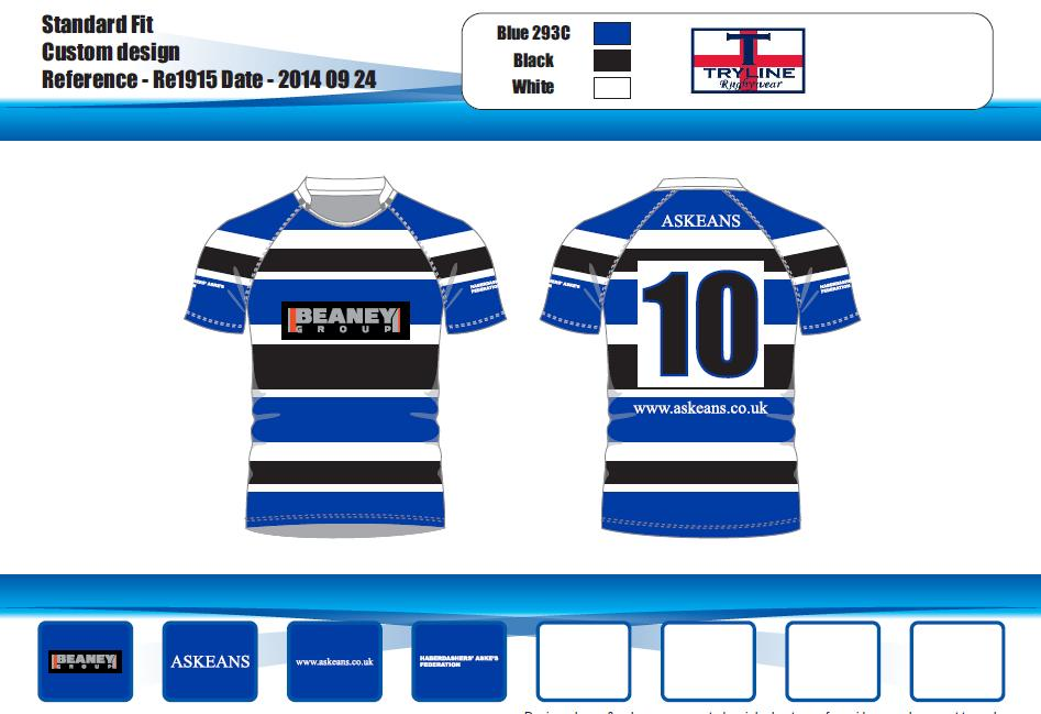 Askeans RFC Standard Fit