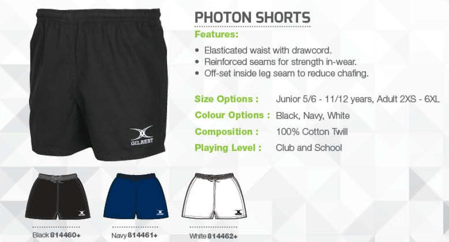 Gilbert Photon Shorts