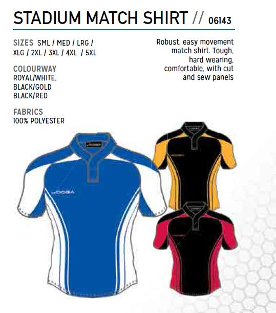 Kooga Stadium Match Shirt