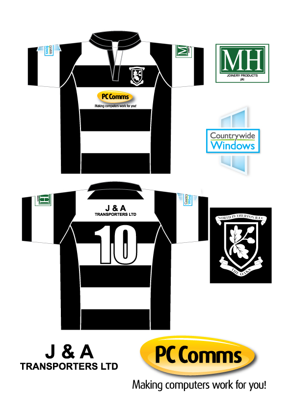 North Petherton RFC Micro Shirt